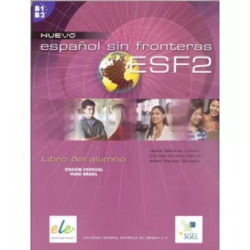 Nuevo Español Sin Fronteras 2 - Libro Del Alumno Con Cd Aud
