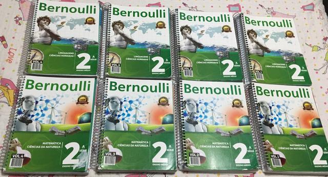 Bernoulli 2º Ano do Ensino Médio Coleção COMPLETA
