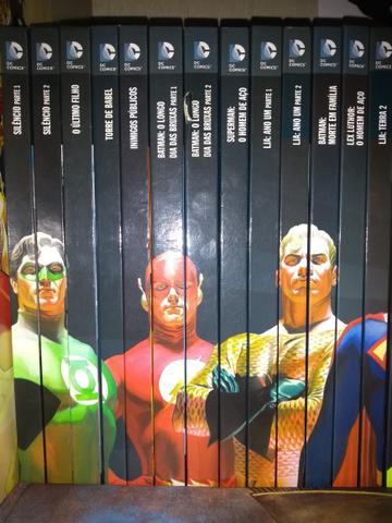 Coleção Eaglemoss DC Graphic Novels