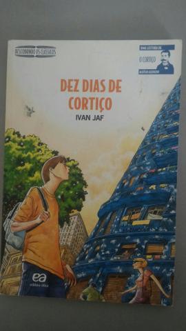Livro Dez Dias de Cortiço