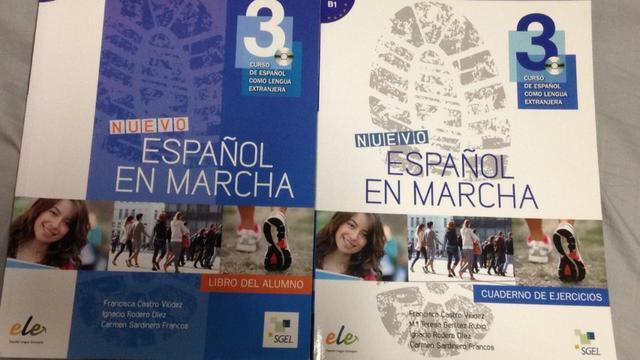 Nuevo Español En Marcha 3 - Livro e Caderno de Exercícios