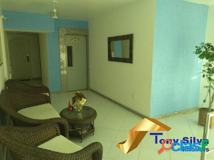 Apartamento 2 quartos e dependência na Passagem Cabo Frio