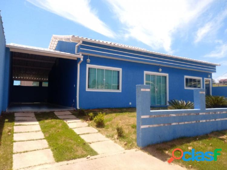 Bela Casa Linear 3 Quartos - Green Village - Casa em