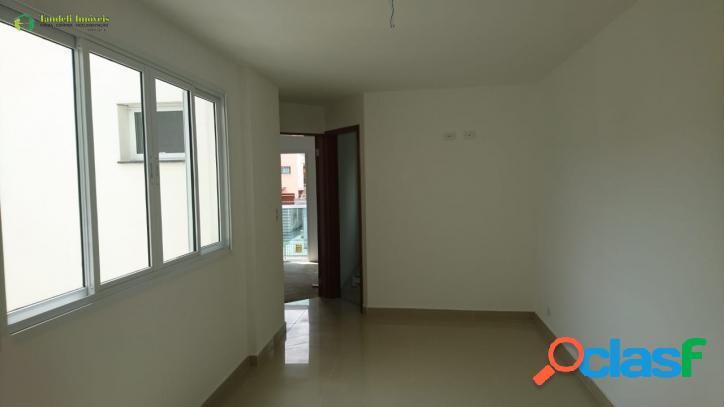 Cobertura sem condomínio, 2 dormitórios - Jardim Stella