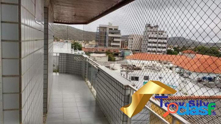 Temporada! Apartamento 2 quartos na Passagem Cabo Frio