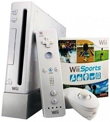 Wii ótimo estado travado original completo estudo trocas