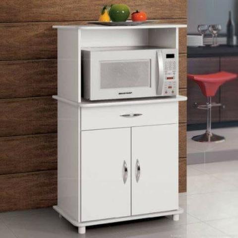 Balcão de Cozinha com 2 Portas e 1 Gaveta- Produto Novo