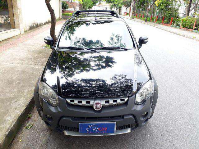 Fiat Strada Adventure 1.8/ 1.8 Locker Flex Ce