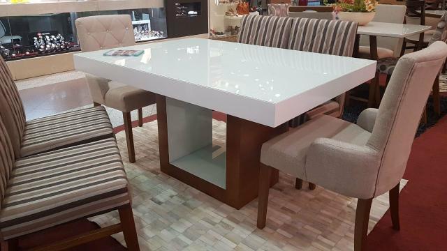 Mesas e cadeiras para sala de jantar, direto de fábrica