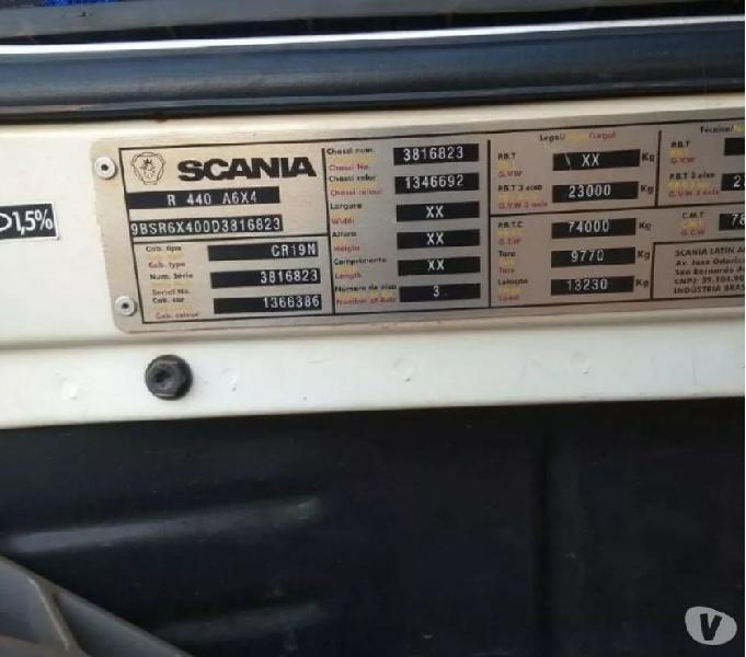 Scania R440 2012 N