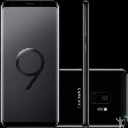 Smartphone Samsung Galaxy S9 Dual Chip Android 8.0 Preto