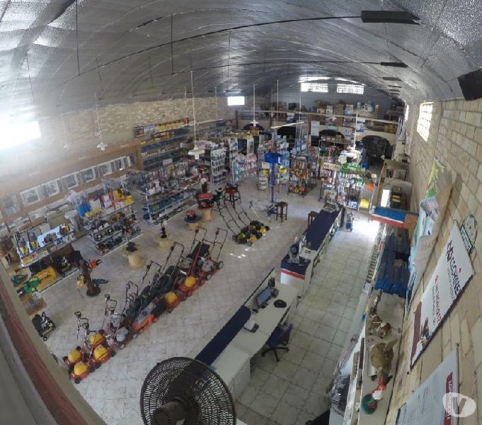 Vendo Estoque Loja Materiais de Construção