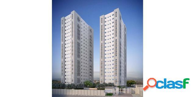 Apartamento residencial à venda, Castelo, Santos - AP0397.
