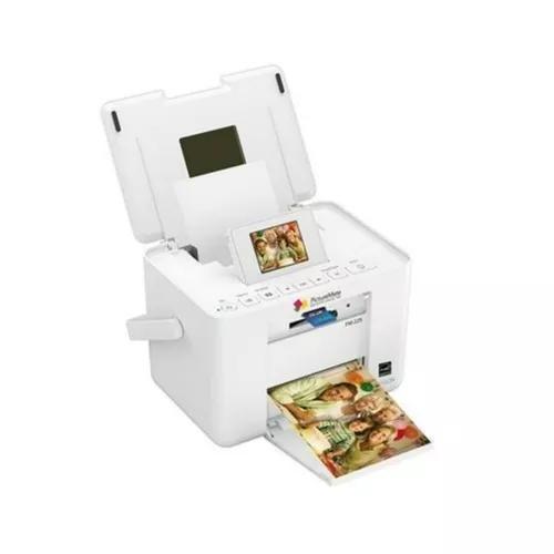 Impressora Fotograficaepson Pm225 Com Cartucho E Papel