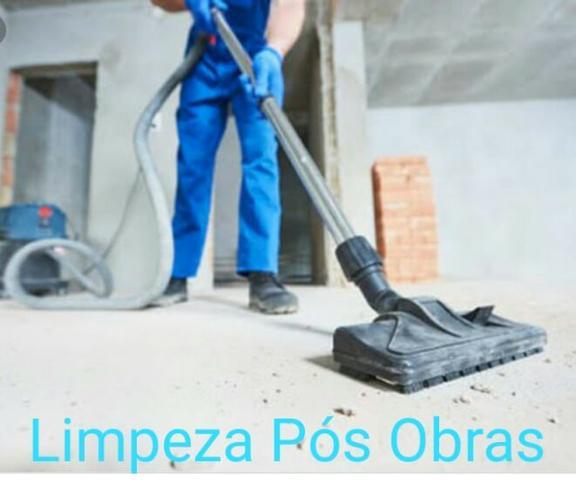 Limpeza Pós Obras e Terrenos - Parcelamos até 10x no