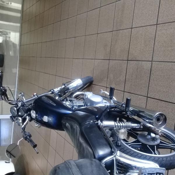 MOTO SUZUKI INTRUDER 125CC