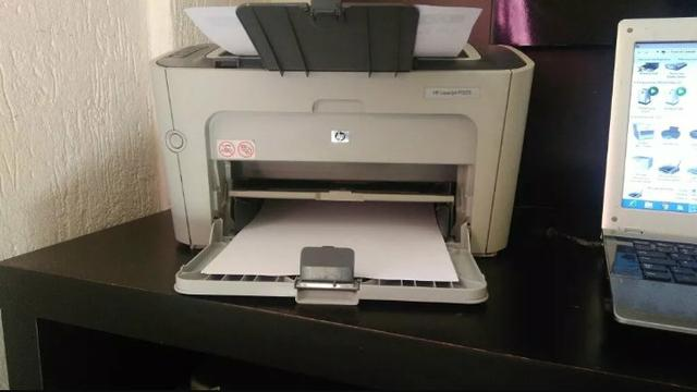 Impressora HP laser muito rápida