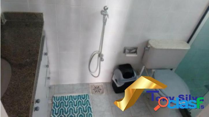 Apartamento vista mar 3 quartos no Algodoal em Cabo Frio