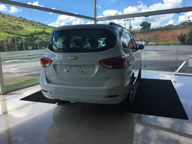 CHEVROLET SPIN  LT 8V FLEX 4P AUTOMÁTICO -