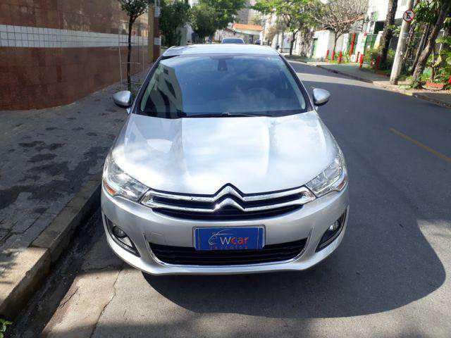 Citroën C4 Lounge Origine 1.6 Turbo Flex Aut.