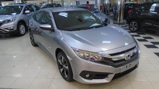 HONDA CIVIC V FLEXONE EX 4P CVT -