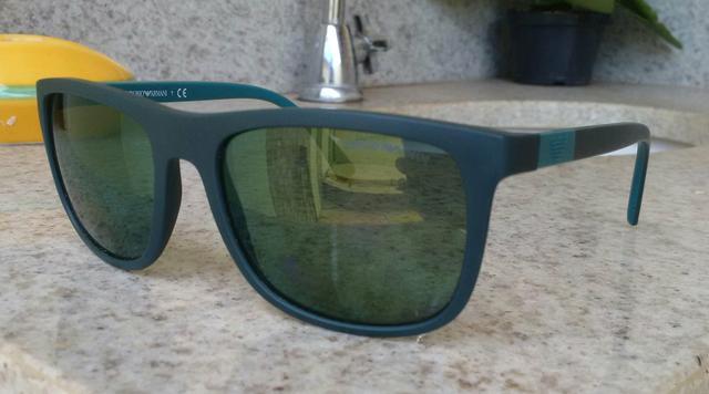Óculos de sol masculino empório armani   Posot Class 903c475e57