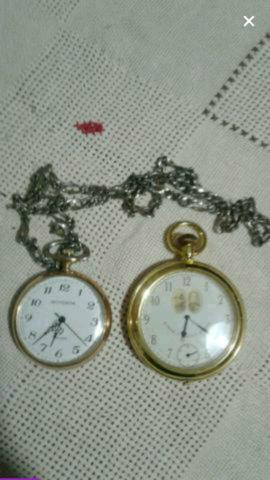 19ef56376fc Relógio studio 17 rubis relógio superatic e moeda