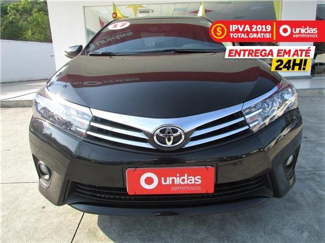 Toyota Corolla 2.0 xei 16v flex 4p automático -