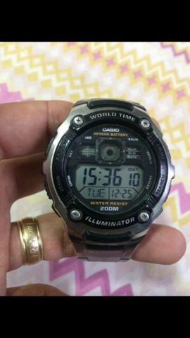 Vendo ou troco relógio Casio