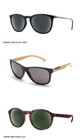 4f47ad8fb Óculos de sol hb originais, na caixa e novos com estojo e