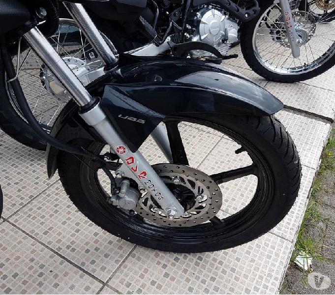 Yamaha Factor 150 ED 2019 0km, emplacada e capacete