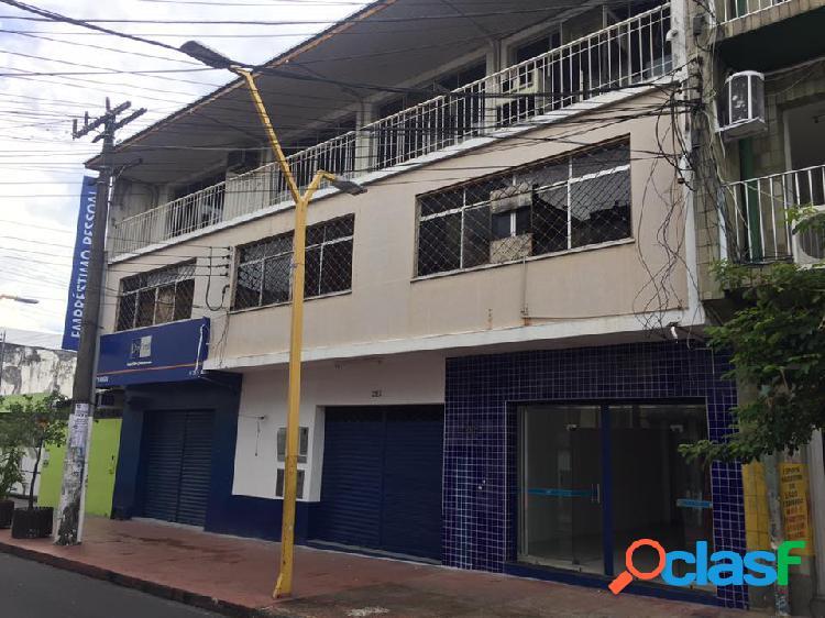 Aluga Loja 180m2 no Centro de Manaus em Plena Zona Franca de