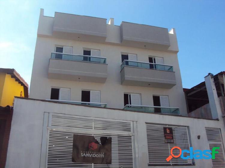 Apartamento com 2 dorms em Santo André - Vila Homero Thon