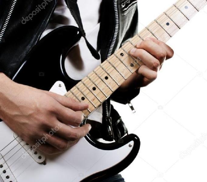 Aulas de Guitarra na Cidade de São Paulo
