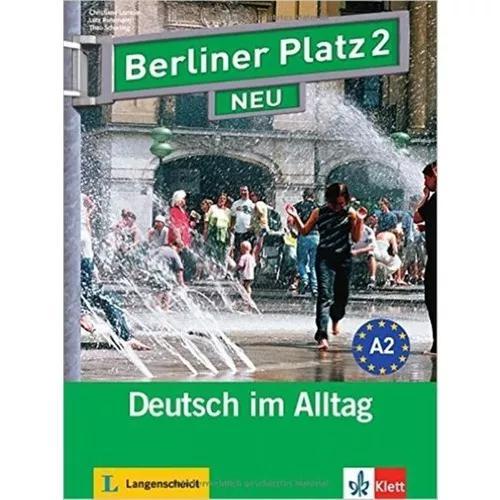 Berliner Platz 2 Neu - Lehr- Und Arbeitsbuch Mit 2 Audio-cds