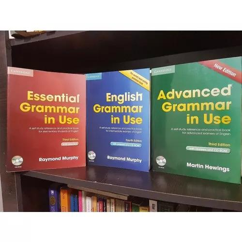 Livro English Grammar In Use With Book+cd Digital