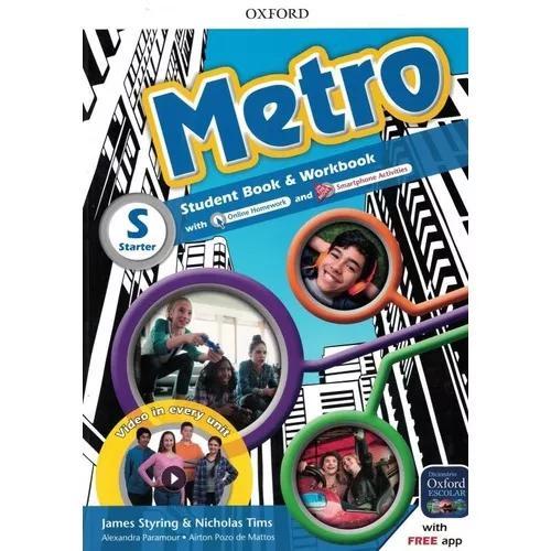 Metro Starter Sb/wb - 1st Ed