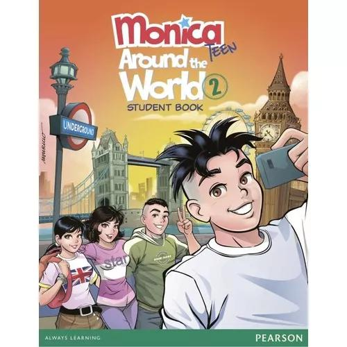 Monica Teen Around The World 2 Sb - 1st Ed