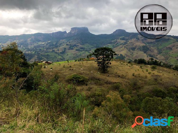 Terreno com 30000 m2 em São Bento do Sapucaí - Paiol