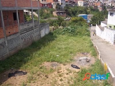 Terreno com 314 m2 em Franco da Rocha - Parque Vitória por
