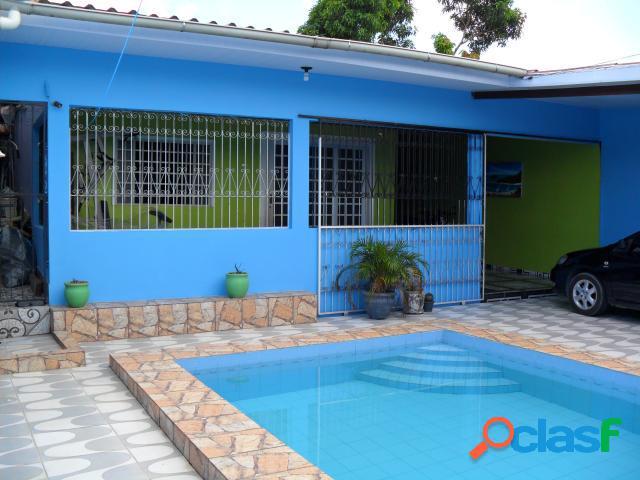Vende Casa em Manaus no Bairro Santa Etelvina - AM