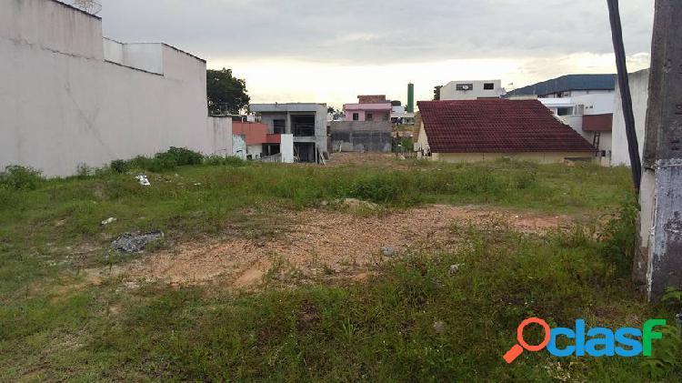 Vende Terreno em Condominio Fechado na Torquato Tapajos -