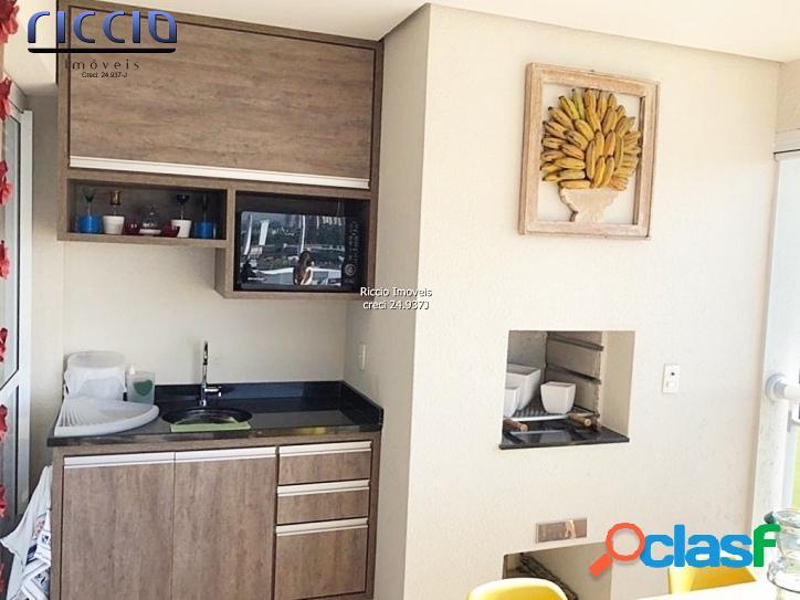 Ótimo Apartamento de 77m2 no Edifício Portal da Vila