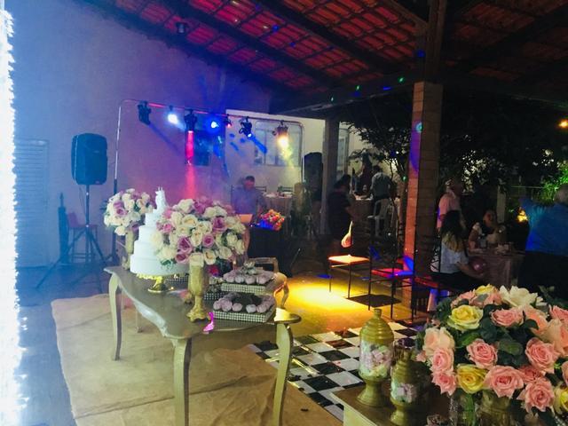 Aluguel de Som e Iluminação Para Festas e Eventos