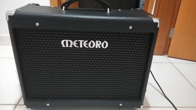Amplificador de Guitarra Meteoro MGV7 conservadíssimo