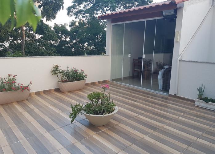 Cobertura Sem Condomínio 110 m² em Santo André - Vila