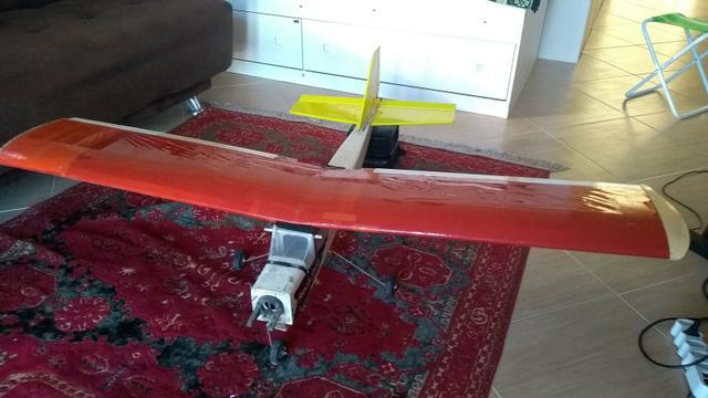 Fuselagem de Aeromodelo