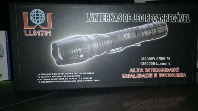 Lanterna Tatica Led A.F- T6  Lumes