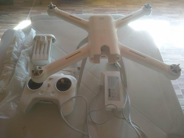 Mi Drone 4k com defeito na bateria