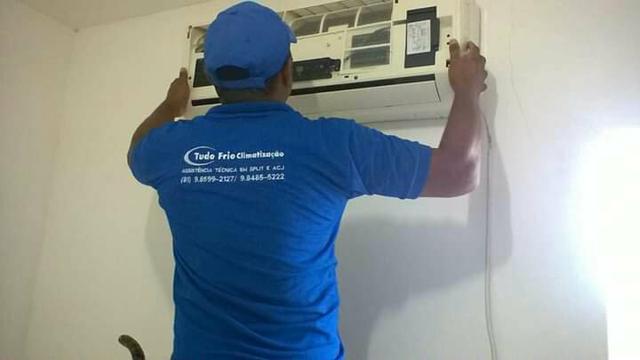 Serviços e peças para Ar condicionado